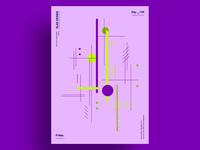 TOXIC - Minimalist poster design