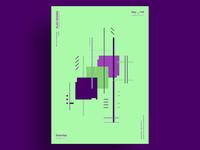 JADE - Minimalist poster design