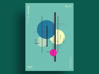 REEF - Minimalist poster design