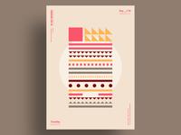 TAUTEM - Minimalist poster design