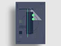NON - Minimalist poster design