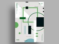 BRTLSM - Minimalist poster design