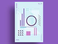 DASHBOARD - Minimalist poster design