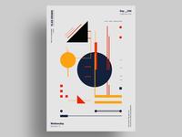 FLAWLESS - Minimalist poster design