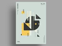 CAPMAN - Minimalist poster design