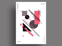 ANGLD - Minimalist poster design