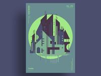 PZN - Minimalist poster design
