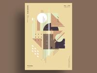 RATKING - Minimalist poster design