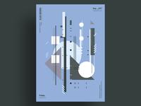 DEADMAU - Minimalist poster design