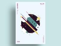 PRO - Minimalist poster design