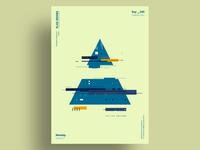 WWC - Minimalist poster design