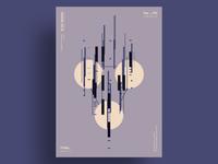 STLKR - Minimalist poster design