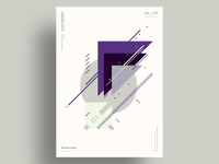 IDG - Minimalist poster design