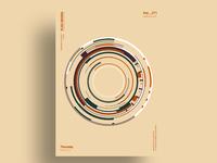OC - Minimalist poster design