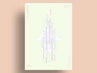UPL - Minimalist poster design