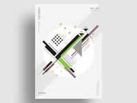 SRD - Minimalist poster design
