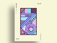 ORNT - Minimalist poster design