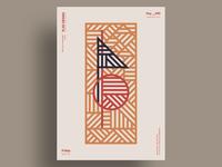 PASTA - Minimalist poster design