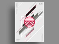 CORE BLD - Minimalist poster design
