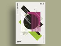 ODORA - Minimalist poster design