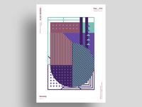 CREX - Minimalist poster design