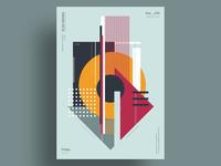VER - Minimalist poster design