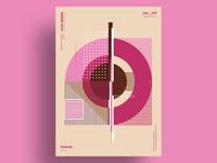 KNIP - Minimalist poster design