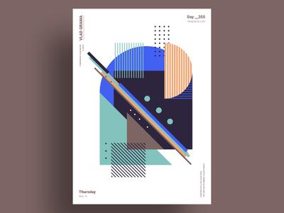 PARTRN - Minimalist poster design