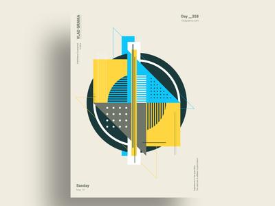BEEZY - Minimalist poster design