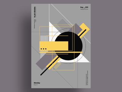 NATKS - Minimalist poster design
