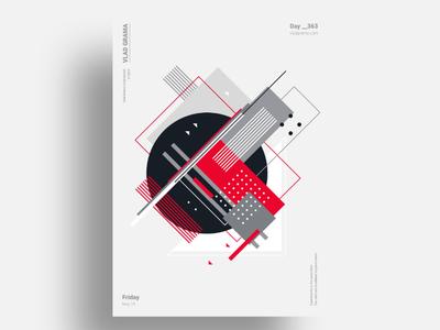 BERSERK - Minimalist poster design