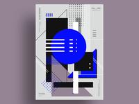 LAST - Minimalist poster design