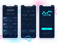 Crypto - The Crypto Currency App
