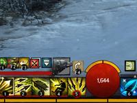 Guild Wars 2 Skill Bar and Base Interface