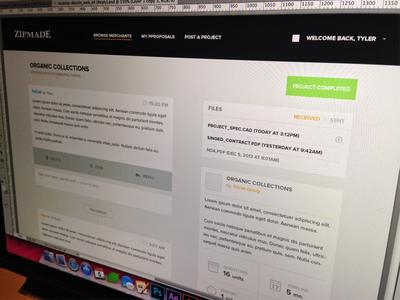 Project Details + Communication