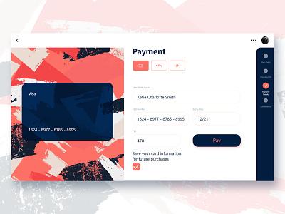 Credit Card Checkout checkout page checkout ux ui dailyui 002 dailyuichallenge dailyui