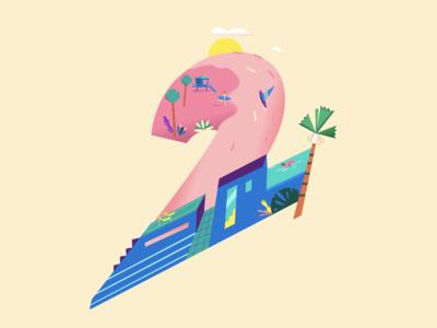 Beach-y Two