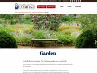 Andrew Jackson's Hermitage - Website Design