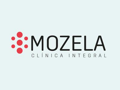 Mozela logo naming brandidentity logodesign
