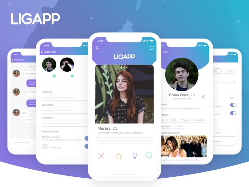 Dating-Website iphone App