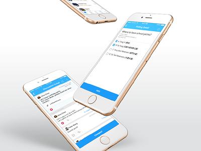 Mobile Form workflow form mobile messenger instant im dragonce chat