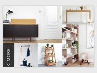Furniture brand official network template-two