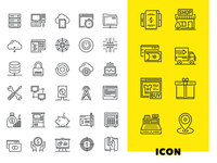 linear icon