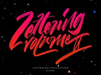 Lettering Collection 2018