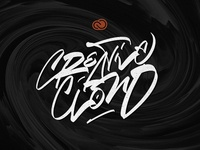 Creative Cloud -  Graffiti Style