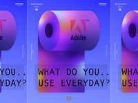 Adobe - Poster Design