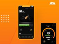 Information essentials - elecric vehicle app