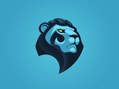 JesseLL Logo mascot logo available logo lion