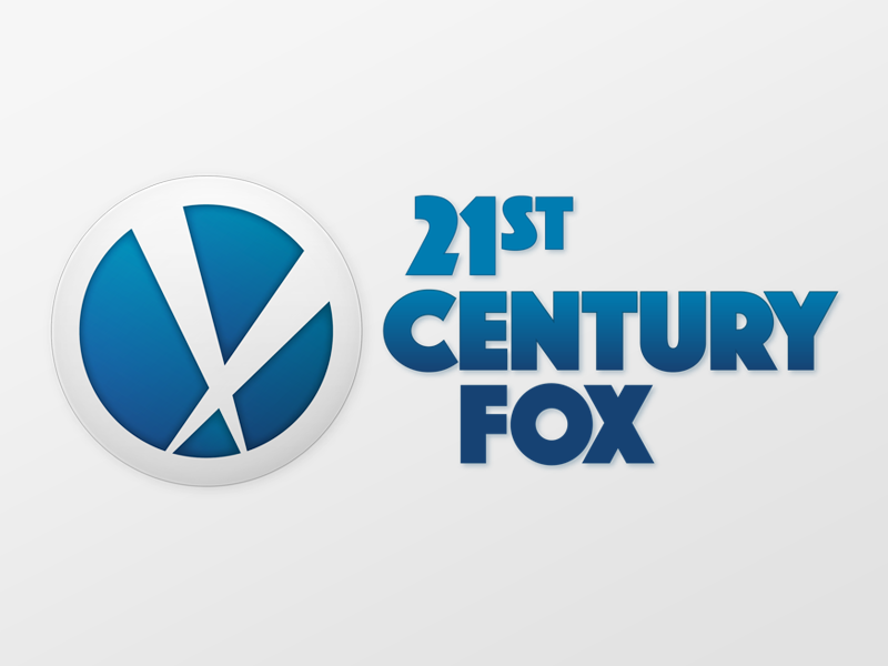 21st Century Fox Logo Re-Design by James Stables on Dribbble