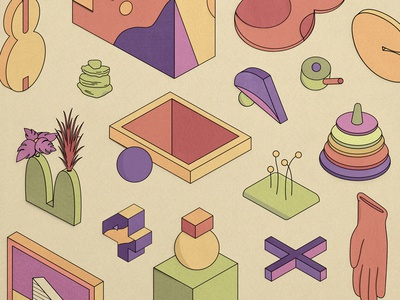 Papercraft Shapes